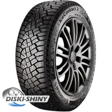 Continental IceContact 2 SUV 235/65 R17 108T XL ContiSilent (шип)